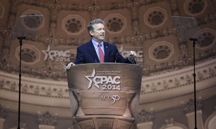 Rand Paul wins 2014 CPAC straw poll, Ted Cruz finishes a distant second