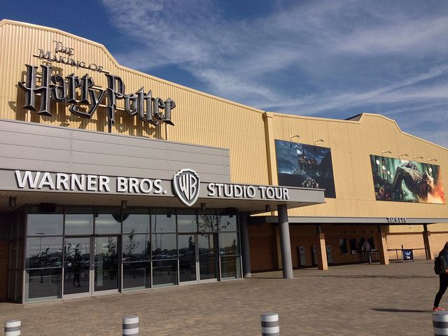 Warner Bros. Studio Tour London The Making of Harry Potter by FreakOutITGeek, via Flickr