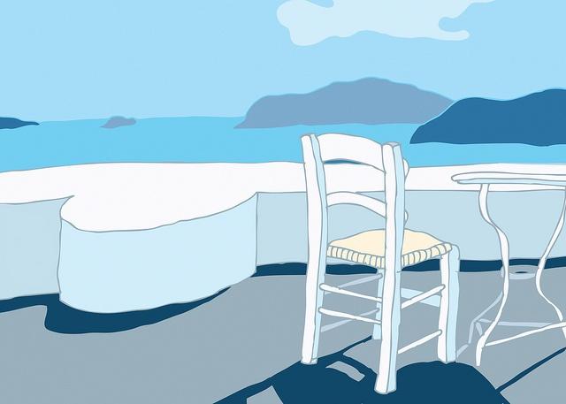 Traditionally Greek : Santorini by DimitraTzanos