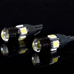 LED Senja/Kota Projie + 4 Titik Soket T10