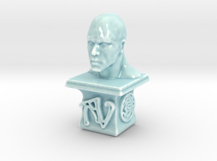Your Face 3D Scanned - We can then make personalised artwork or jewellery for you to give as gifts.