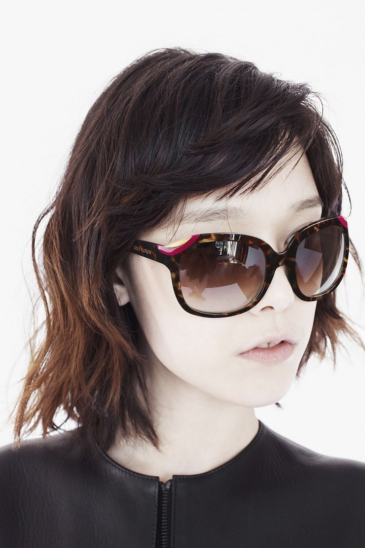 Louis Vuitton - Sluneční brýle City Shades