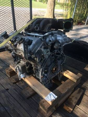 2010 Mazda CX-9 (ENGINE ONLY) – auto parts – by owner