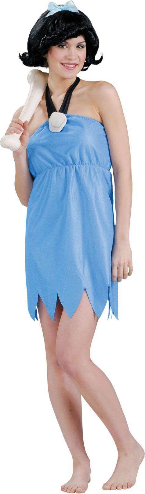 Adult Flintstones Betty Rubble Costume - Party City