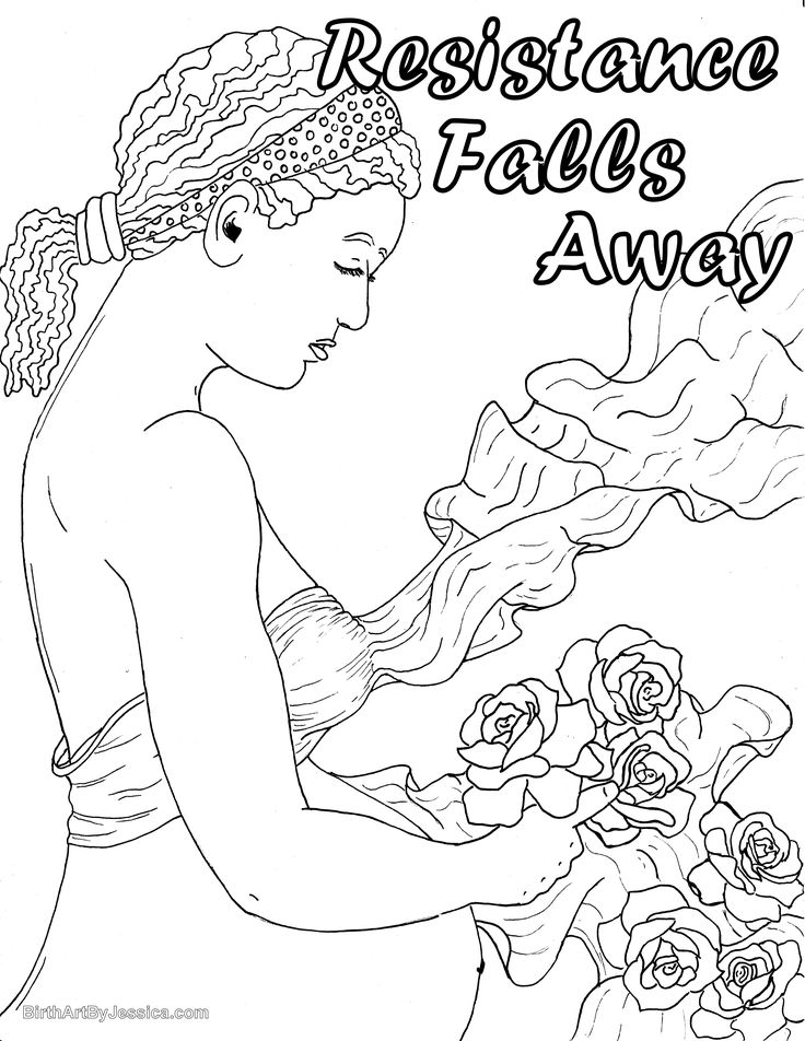 48 Best Images About Birth Pregnancy Coloring Pages On Birth Of Coloring Pages