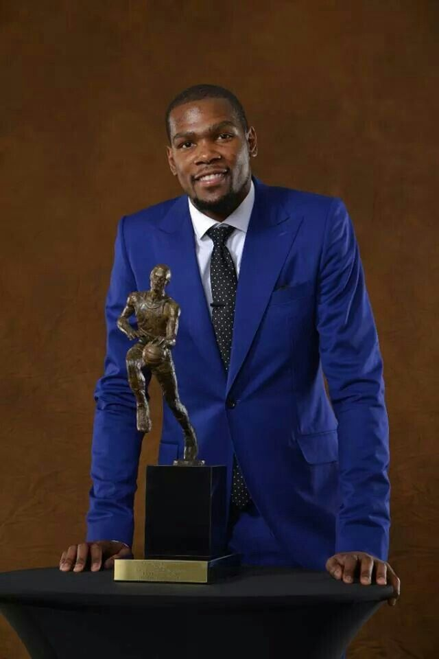 OKC's MVP Kevin Durant by NBA TV on FB