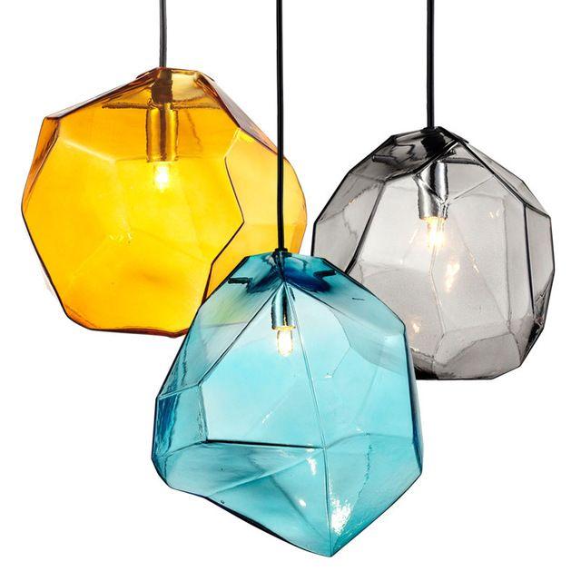 Moderne hanglamp Kristal glas licht Vintage opknoping verlichting G9 110 V-240 V