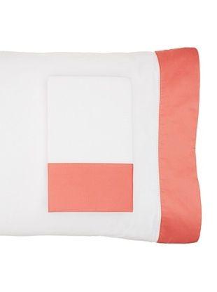 57% OFF Blissliving Home Pair of Mayfair Pillowcases (Rose)