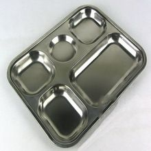 Нержавеющей стали толщиной закуски пластины закуски пластины столовые приборы питания поставки постановил питания плиты(China (Mainland))