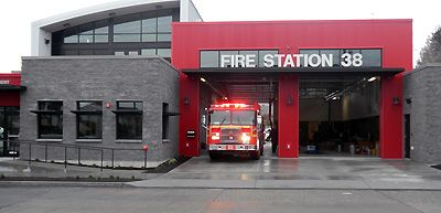 Seattle Fire Station No. 38 | Shared by LION