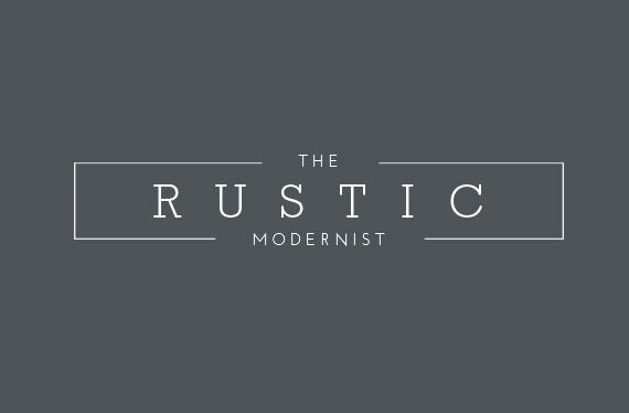 New Work : The Rustic Modernist | Eva Black Design