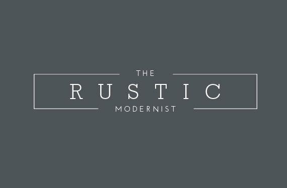 New Work : The Rustic Modernist | Eva Black Design