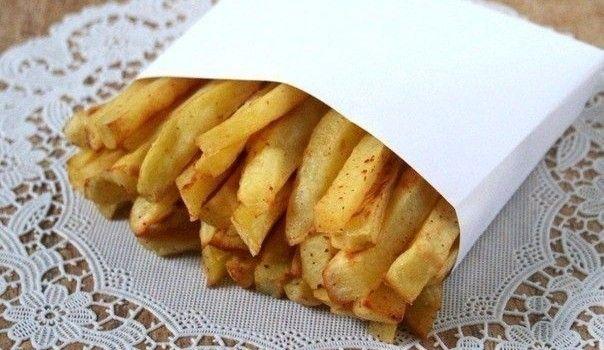 Fotopostup: Najlepšie domáce hranolky. Bez kvapky oleja!