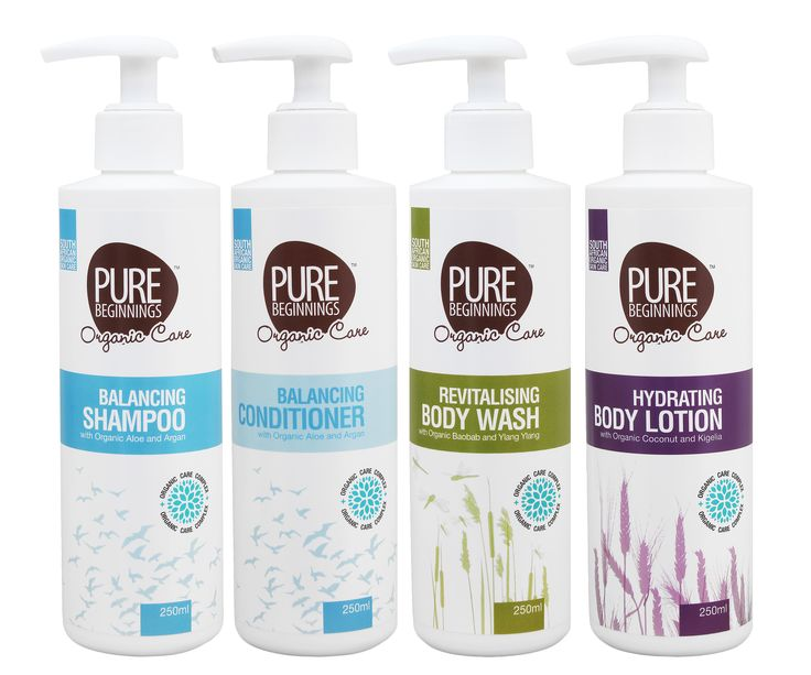 Try our Organic Care range - suitable for the whole family