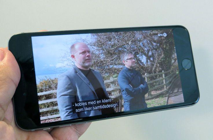 <B>FULL TILGANG</B>: Med VPN-tjenesten Freedome beskytter du smartmobilen når du er tilkoblet usikre nett i utlandet. I tillegg får du tilgang til innhold som kun er beregnet for Norge. Foto: BJØRN EIRIK LOFTÅS