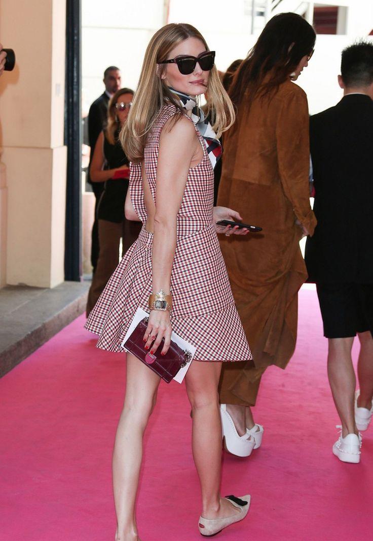"""celebritystyleee: """"Celebrity style blog. Olivia Palermo """""""