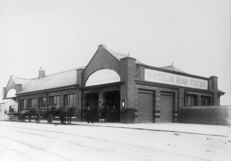 Waterloo Road Station