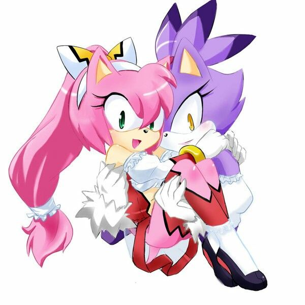 314 Best Images About Sonic Girls On Pinterest