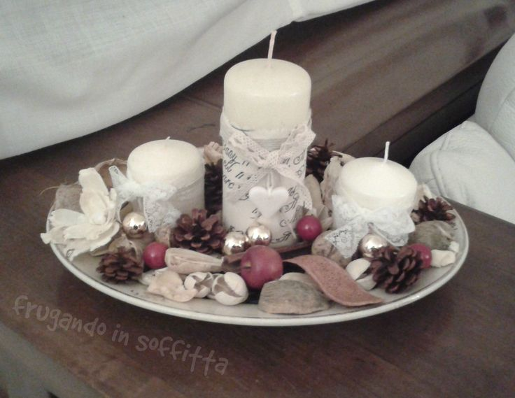 ... chic NATALE SHABBY CHIC Pinterest Shabby chic, Shabby and Natale