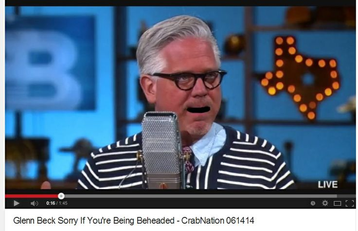 In this clip from our daily, live, liberal comedy radio show, CrabNation, we hear about the foreign policy of a speculative Glenn Beck .. #funnyvideo #GlennBeck #Murica #comedy
