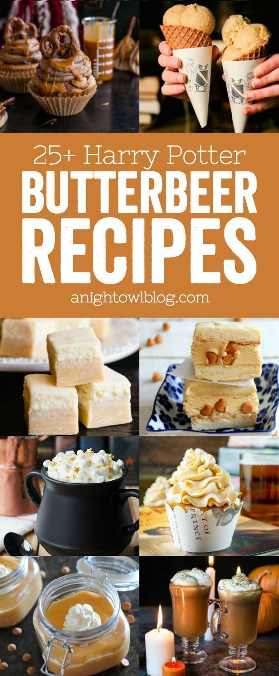 25+ Harry Potter Butterbeer Recipes - From A Night time Owl Weblog :: Kimberly @ A Nigh.... ** Discover more by clicking the image link