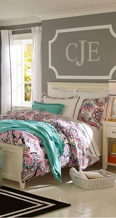 Best 211 Teen Girl Bedrooms Images On Pinterest Home