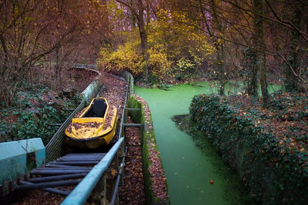 Hauntingly Beautiful Photos of 10 Abandoned Amusement Parks | Mental Floss