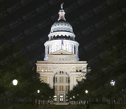 Светодиодное освещение в городе Остин (США, Техас)