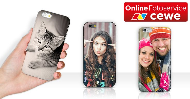 Smartphone- oder Tablet-Cases mit Deinen eigenen Fotos! Hier online gestalten: http://www.onlinefotoservice.de/fotogeschenke/smartphone-und-tablet.html #Handyhülle