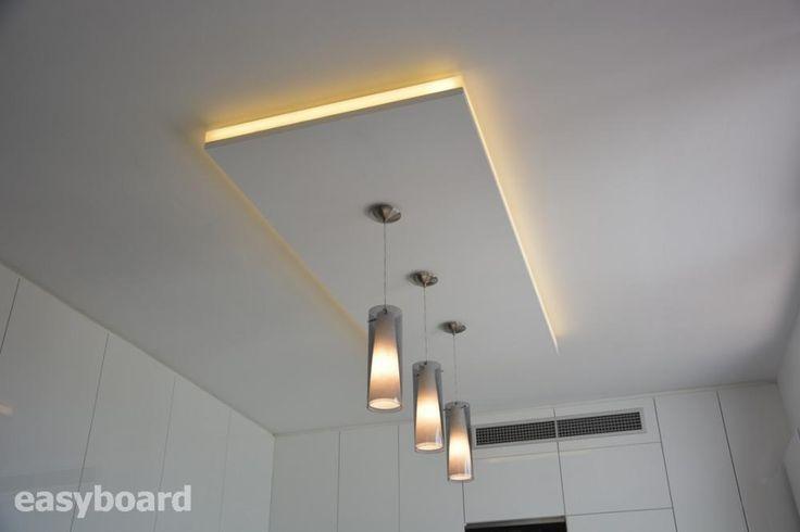 sadrokarton stropní osvětlení - Hledat Googlem