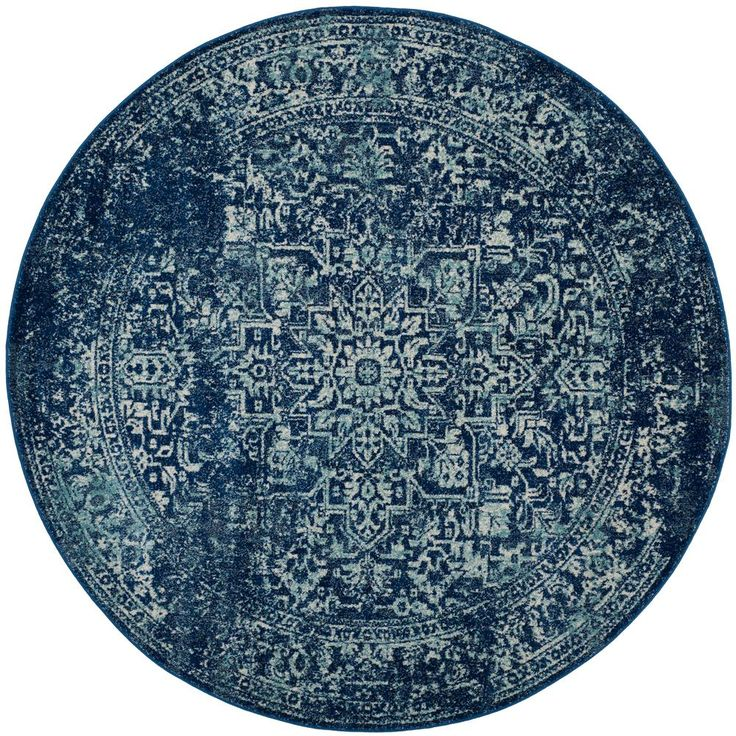 Blue And White Circle Rug: 17 Best Ideas About Navy Rug On Pinterest