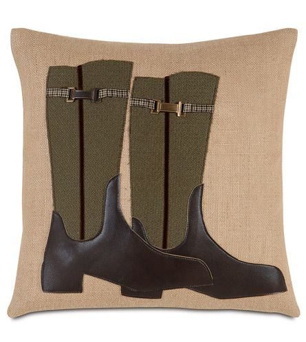 Riding Boots Pillows Pinterest Pillows Luxury