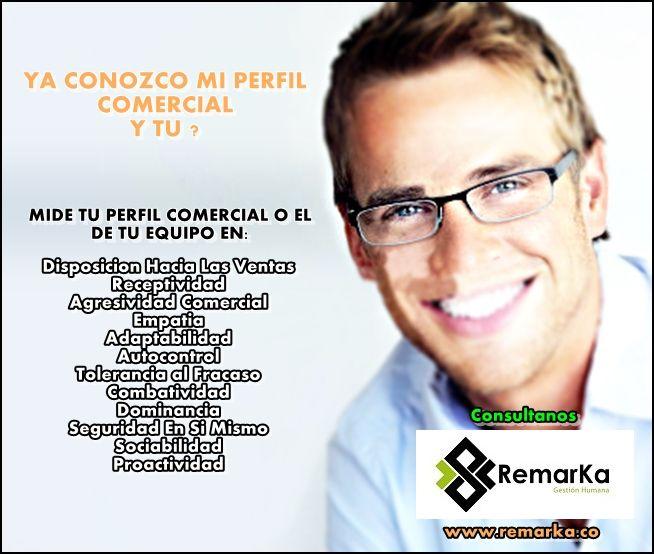 Evalua y determina tu perfil comercial para las ventas y establece tus competencias