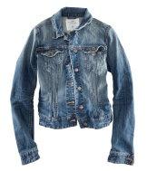 H jean jacket: Fashion, H M Denim, Style, Clothes, H&M, Dress, Denim Jackets, Jean Jackets, Closet