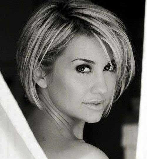 Wow… Dessa korta frisyrer är vacker och Elegant! Det är därför jag älskar korta frisyrer!