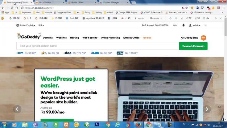 News Videos & more -  How to give hosting from BigRock to GoDaddy Domain  DNS Change #Music #Videos #News Check more at https://rockstarseo.ca/how-to-give-hosting-from-bigrock-to-godaddy-domain-bigrock-hosting-godaddy-domain-dns-change/