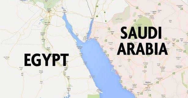 """Σαουδική Αραβία και Αίγυπτος σε """"πόλεμο"""""""