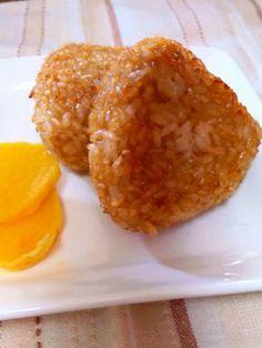 ◆絶品 うちの焼きおにぎり◆ by smapkayo [クックパッド] 簡単おいしいみんなのレシピが137万品