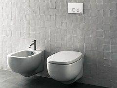 Wc / bidet in ceramica XY - Boffi