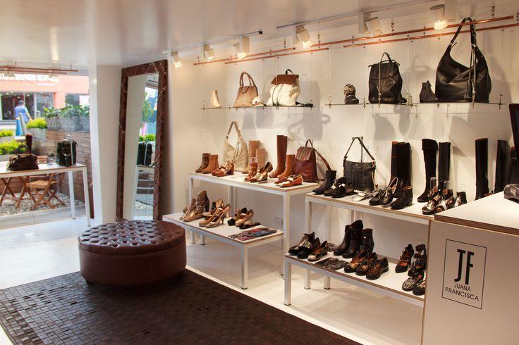 Nuestra tienda Bogota Calle 122¡¡¡ #Jf #Shop #shopping #colombia #bogota #design #Bags #Ankleboots #highheels #flats #belts #casuals