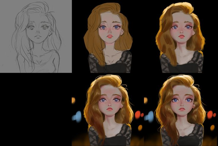 ArtStation - sketch , Crazy JN