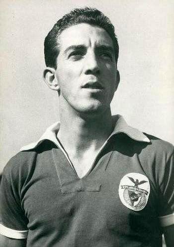 José Augusto como jogador: de 1959 a 1969, 369 jogos, 175 golos, 2 Taças dos Campeões Europeus, 8 Campeonatos Nacionais e 3 Taças de Portugal.