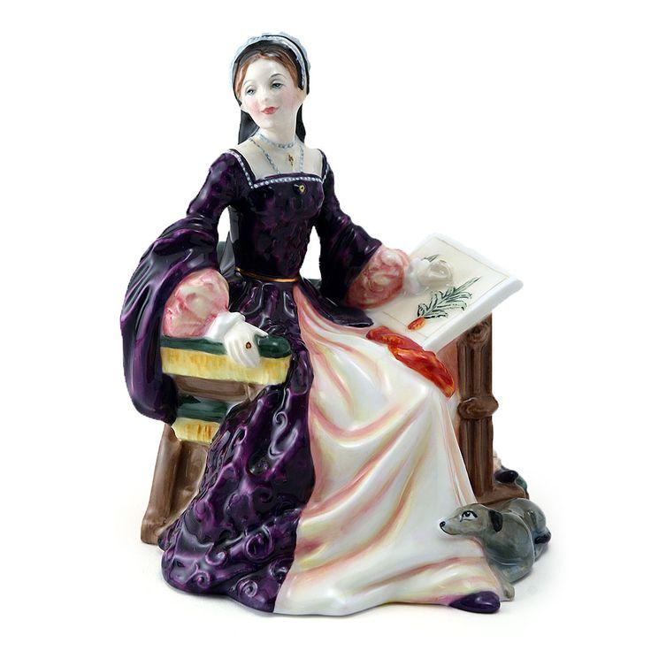 Mary Tudor - Royal Doulton Figurine