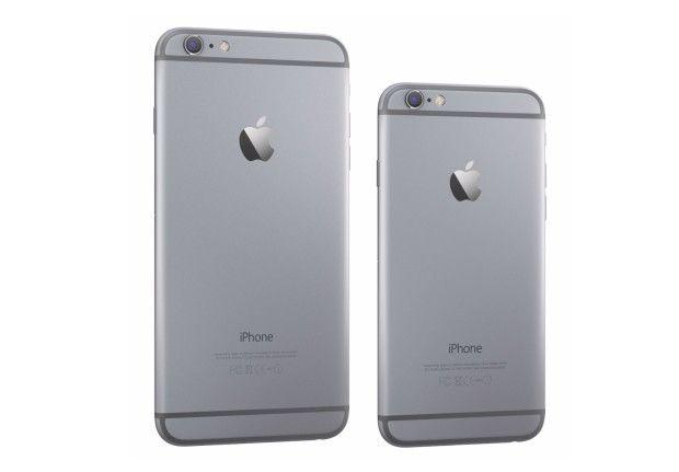 Apple iPhone 6 & iPhone 6 Plus. 2014.