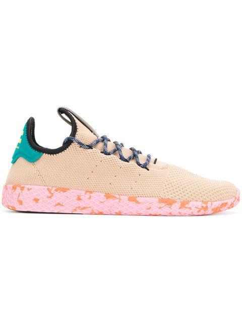 ADIDAS ORIGINALS Pharrel Williams Tennis Hu Sneakers. #adidasoriginals #shoes #sneakers