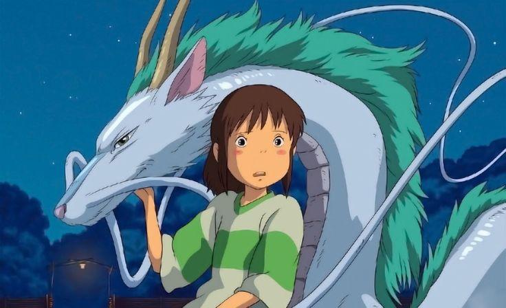 Le Voyage de Chihiro (2001) - Hayao Miyazaki