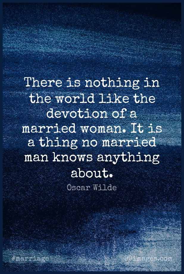 Short Marriage Quote by Oscar Wilde about Love,Men,World ...