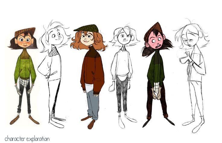 Disney Character Design Internship : Best character design images on pinterest