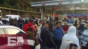 Caos vehicular: México vive sumergido en una hora pico