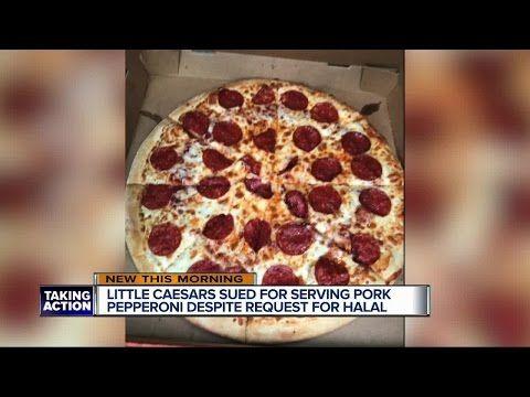 ALERT: Muslim Sues Little Caesars Pizza Over Sharia Law